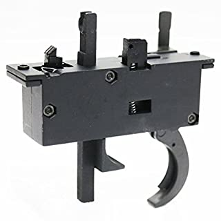 AEG Airsoft Wargame Shooting Gear WELL MB01 Metal Trigger Assembly for L96 Type Airsoft Sniper