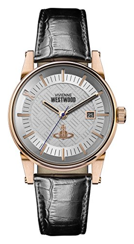 Vivienne Westwood VV065SWHBK - Reloj para hombre