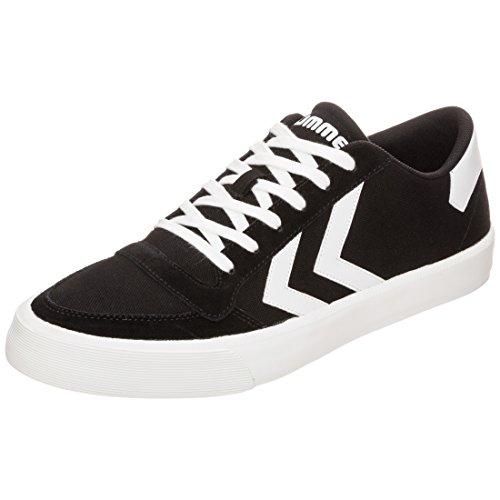 Erwachsene Low schwarz Sneaker Unisex Stadil Hummel weiß RMX 15vwpqWxf