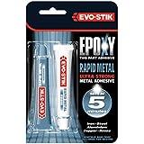 Bostik 808553 15ml Evo-Stik Rapid Metal (Pack of 2)