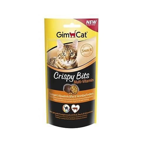 GimCat Crispy Bits Multi-Vitamin - 40g