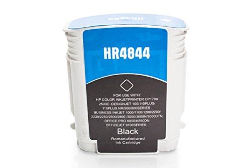 Preisvergleich Produktbild HP - Hewlett Packard DesignJet 500 Plus 42 Inch (10 / C 4844 AE) - kompatibel - Tintenpatrone schwarz - 72ml