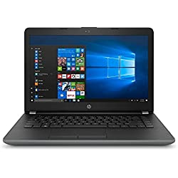 HP 14q-BU100TU 2018 14-inch Laptop (8th Gen Intel Core i5-8250U/4GB/1TB/Windows 10 Home/Integrated Graphics), Smoke Gray
