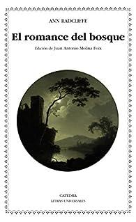 El romance del bosque par Ann Radcliffe