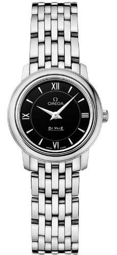 Omega Deville Prestige Quartz Ladies Watch 424.10.24.60.01.001 [Watch] DeVille
