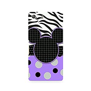 TAZindia Designer Printed Hard Back Case Cover For Sony Xperia M5
