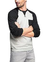 edc by Esprit 076cc2j001, Sweat-Shirt Homme
