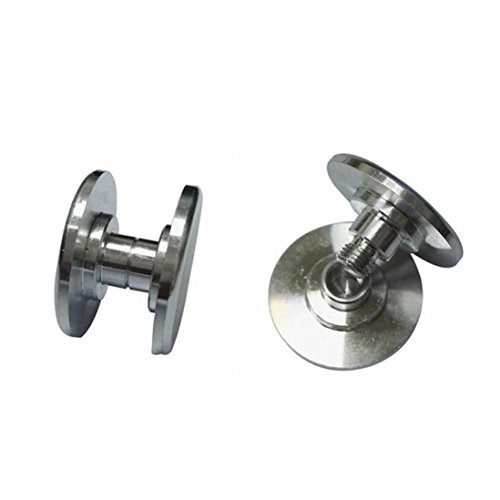 608 Bearing Cap, OverDose 1 pcs Starker Edelstahl Thumb Button for 606...
