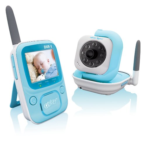 Infant Optics dxr-5Portable video Baby monitor