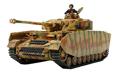 Tamiya 300032584 - 1:48 Dt Panzerkampfwagen Iv Ausführung H, Späte Produkt