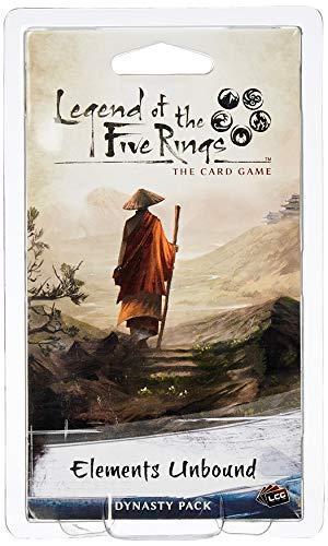 Fantasy Flight Games FFGL5C14 Elements Unbound: L5R LCG, alfonbrilla para ratón