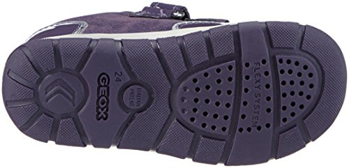 Geox - B Shaax B, Scarpine primi passi Bambina Prune