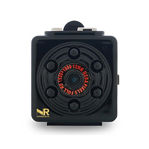 Cmara-Ultra-Mini-Sports-Cmara-Digital-NORMIA-RITA-1080P-HD-Cmara-Alta-Calidad-Grabadora-de-Video-de-130--para-Casa-Coches-Actividades-al-aire-libre-Tarjeta-TF-Soporte-de-128GB
