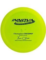 Innova Disc Golf Champion Material Firebird Golf Disc, 173-175gm (Colors may vary) by Innova Disc Golf