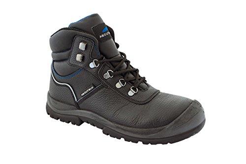 Panther 2521612la _41 Challenge Blue S3 Chaussures De Travail, Taille 41, Noir