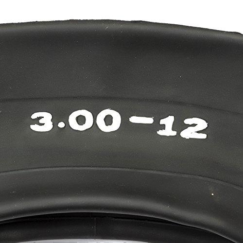 Inner Tube 3.00-12 Straight Valve Rear Pitbike Dirtbike