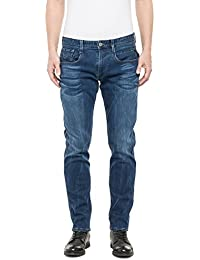 Replay Men's Slim Anbass Jeans.