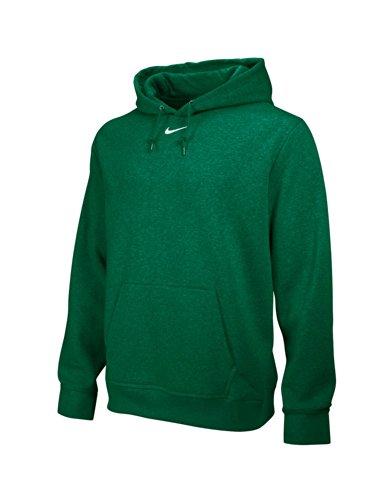 Nike team Club Fleece Hoody–Sweat-shirt pour homme Team Dark Green/Team White