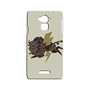 BLUEDIO Designer Printed Back case cover for Coolpad Note 3 - G4050
