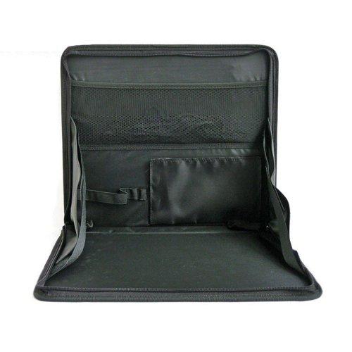 Preisvergleich Produktbild Gaorui Auto multifunktionale Innen faltbar Tablett Halterung Sitz Rucksack Laptop-Halter Notebook Tisch Tasche organizer- schwarz