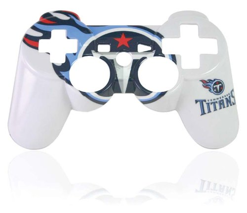 Mad Catz PS3 Official NFL Tennessee Titans Controller Faceplate