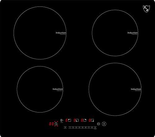 K&H Piano Cottura a Induzione 4 Zone IN-6804