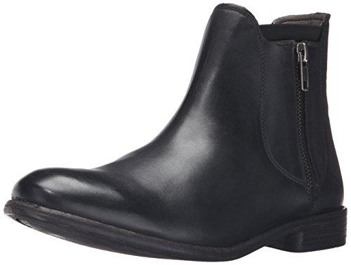Hudson London Damen Algoma Calf Chelsea Boots, Schwarz (Black), 38 EU (Calf London Schwarz Boots)