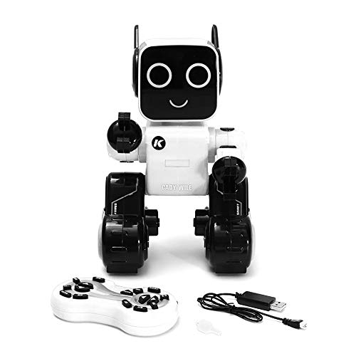 ELVVT 17 * 14 * 25.5cm Petit Robot Interactif Interactif...