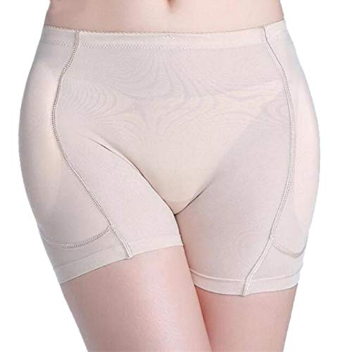 FENTINAYA Frauen Former Sexy Bodyshort H?schen Unterw?sche Push Up Removable Padded Panties Ges?? Former -