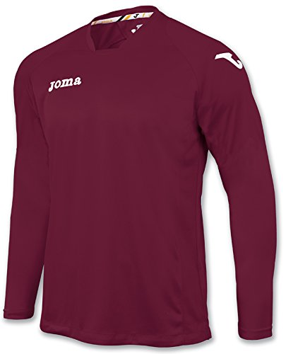 Joma 1199 99 008 T-Shirt manches longues Femme Burgundy
