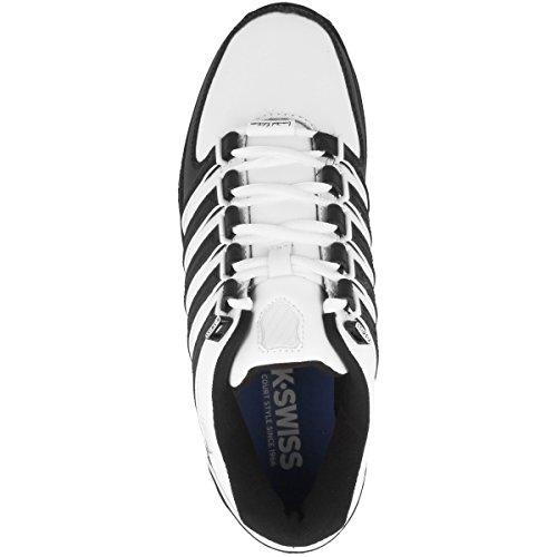K-Swiss Rinzler SP, Sneakers Basses Homme white-white-black (02283-944)