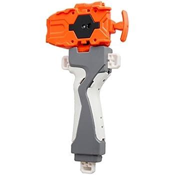 Orange B66 Homyl Lanceur de Cha/îne en Plastique /& Poign/ée pour Toupie Combat 3053 S/érie B48