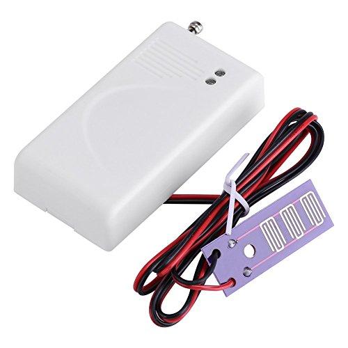 Wassermelder Alarm MJPEG 433MHz bis Überlauf kabelgebunden System Sicherheit zu Hause Haus