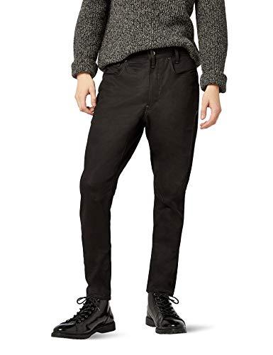 7d204d7fd2d94 G-STAR RAW Herren Jeans D-STAQ 3D Skinny, Schwarz (raw Denim