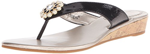 lindsay-phillips-gwen-low-wedge-patent-5-black