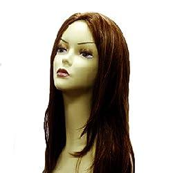 A Plus APLUS Ozone Lace Front Wig 005HN - Color 4/27 - Light Brown/Blond