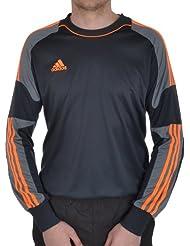 Adidas Revigo 13 Mens Football Padded Goalkeeper Jersey - Grey - XL
