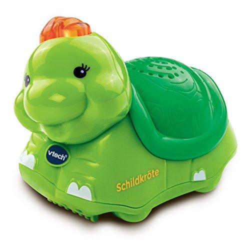 Vtech Baby 80-188704 - Tip Tap Tiere - Schildkröte, grün -
