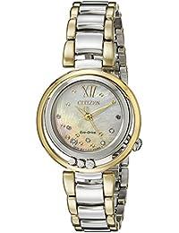 Citizen EM0324-58D - Reloj para mujeres
