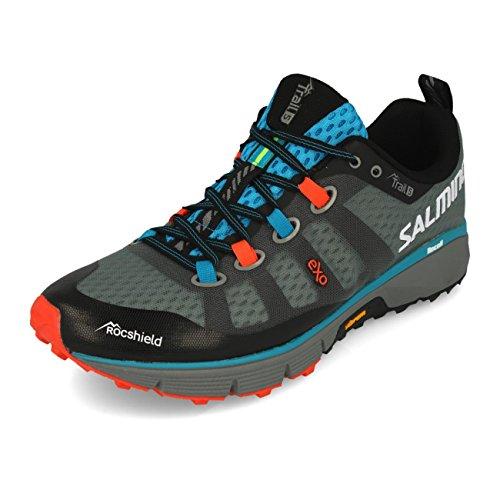 Salming Trail 5 Shoe Men Grey Black