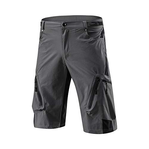 Deportes Aire Libre Pantalones Cortos Ciclista BTT