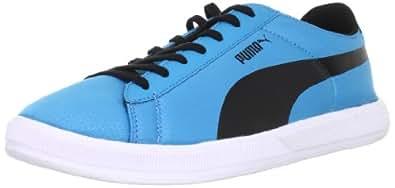 Puma Archive Lite Low BRTS 355903, Unisex-Erwachsene Sneaker, Blau (hawaiian ocean-black-whit 03), EU 44 (UK 9.5) (US 10.5)