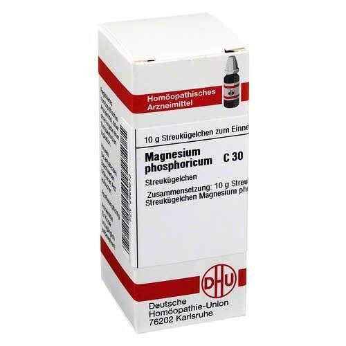 Magnesium Phos. C 30 Glob 10 g