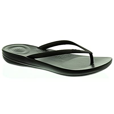 FITFLOP womens IQUSHION ERGONOMIC FLIP FLOP Flip flops