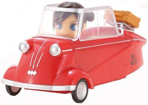 Pinky street - Messerschmitt KR200 Figurine + Voiture