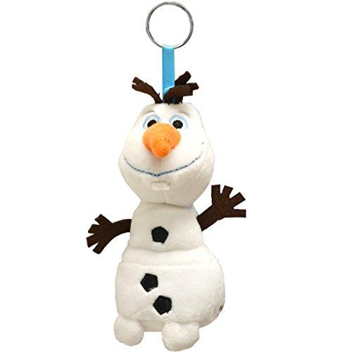 Frozen ,  Schlüsselanhänger weiß weiß (Set Handle Luggage Wrap)