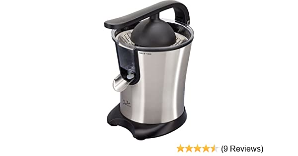 Jata Ex606 Stainless Steel Citrus Juicer with Handle: Amazon.co.uk: Kitchen & Home