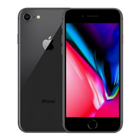 "Apple iPhone 8 Single SIM 4G 256GB Grey - Smartphones (11.9 cm (4.7""), 256 GB, 12 MP, iOS, 11, Grey)"
