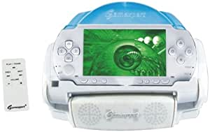 PSP Portable Theatre with Remote Control White (PSP)