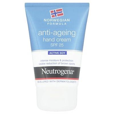 Neutrogena Norwegian Formula Anti-Ageing Hand Cream Spf25 50ml